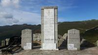 Col de Teghime (Goumiers-Denkmal)