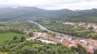 Bosa (Ausblick vom Castello Malaspina)