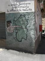 Orgosolo im Herzen Sardiniens