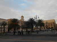 Livorno (Piazza del Municipio = Rathausplatz)