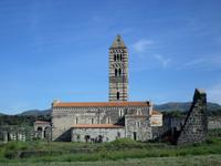 Kirche Santissima Trinitá di Saccargia