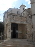 Ausflug nach Bonifacio - St. Erasmus-Kirche (Korsika)