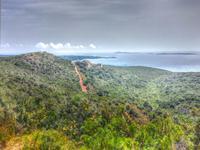 018 Sardinien - Aussicht auf die Costa Smeralda
