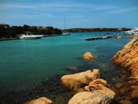 029 Sardinien - in Porto Cervo an der Costa Smeralda