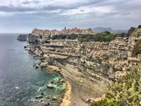 069 Sardinien - Panorama-Wanderung Bonifacio auf Korsika