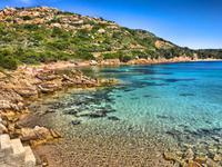 108 Sardinien - Küste auf La Maddalena
