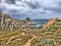 131 Sardinien - Wanderung zum Capo Testa