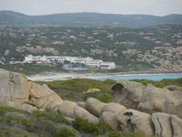 137 Sardinien - Ferienanlage am Capo Testa
