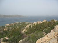 Ausblick Maddalena