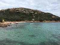 Bucht auf La Maddalena