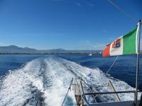 Fahrt Liparische Inseln