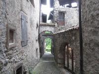 Canale, schönste Dorf im Trentino
