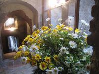 Burgabend im Castel Noarna
