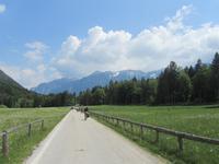 Fahrt nach Borgo