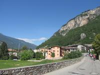Fahrt von Rovereto nach Riva del Garda