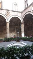 Florenz (Innenhof des Rathauses)