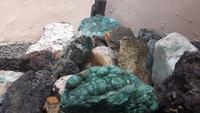 Insel Elba (Porto Azzurro - Mineralien-Sammlung)