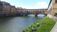 Florenz (Ponte Vecchio)