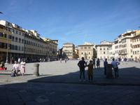 Florenz Croceplatz