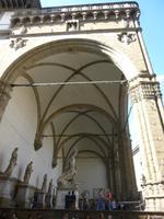 Florenz Loggia dei Lanzi