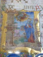 Siena Dom Piccolominibibliothek