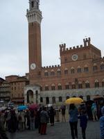 das Rathaus von Siena