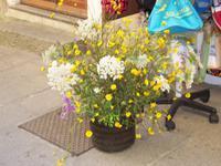 Zum Blütenfest -
