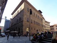 typisch florentiner Renaissancepalast