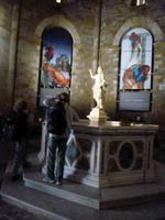 Volterra, Baptisterium