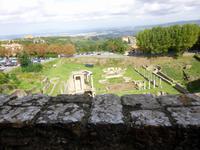 Volterra, Römisches Theater