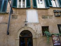 Volterra, Etruskische Spolien