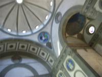 Brunelleschi-Kapelle neben Santa Croce von innen