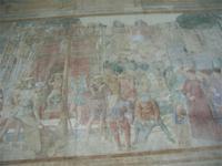 Pisa, Camposanto, restauriertes Fresko