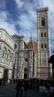 Florenz, Stadtführung mit Angela,Kathedrale, Babtisterium und Glockenturm