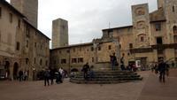 San Gimignano, Stadtführung mit Susanne