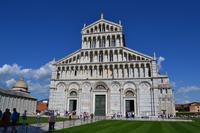 Pisa - Fassade des Doms