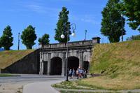 Altstadt von Lucca - Porta Sant'Anna