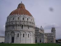 Pisa - Piazza dei Miracoli (Platz der Wunder)