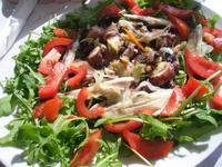 Köstlichkeiten der toskanischen Küche