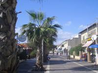 Uferpromenade in Cecina Mare