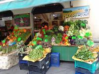 toskanische Gemüsevielfalt
