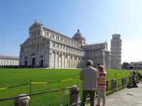Pisa:der Dom und der schiefe Turm