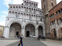 Lucca:der Dom