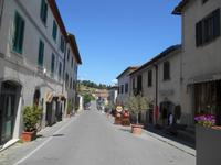 Chianti-Weinstrasse (Castellina in Chianti)
