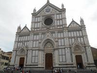 Stadtführung in Florenz (Basilika Santa Croce)