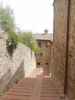 Stadtführung in San Gimignano
