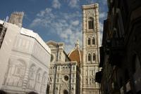 06.10.2014 Florenz, Dom Baptisterium und Kampanile