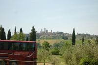 11.05.2015 Bauernhof bei San Gimignano