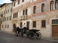Altstadtszene Trient