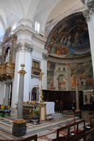 Chorbereich im Dom von Spoleto